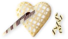 Schokoladen-Filigrane