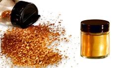 Gold-Puder