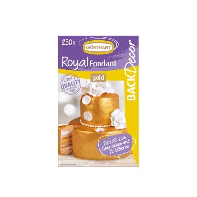 Royal Fondant gold