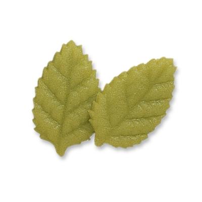 144 St. Rosen-Blätter, grün, klein