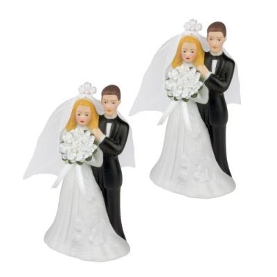 5 St. Brautpaar, groß