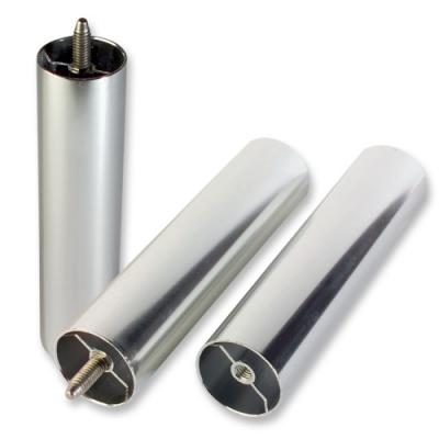 1 St. Metall-Säule, silber