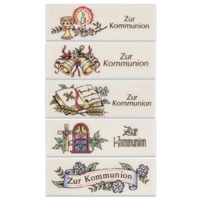 """Dekor-Streifen """"Zur Kommunion"""""""