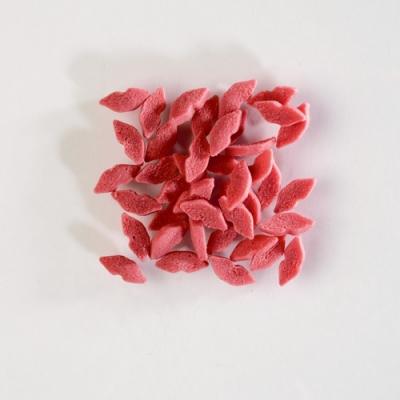 1 St. Streudekor, Zucker-Mund rot 1,4 kg
