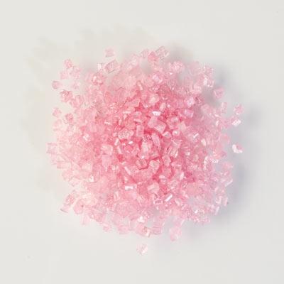 1 St. Streudekor, Glitzer-Zucker rosa 700 g