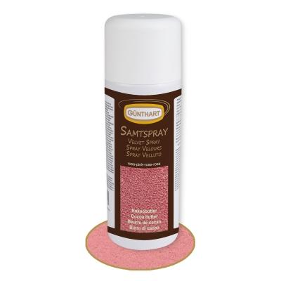 Samt-Spray, rosa
