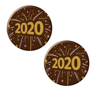 160 St. Aufleger  20XX , dunkle Schokolade