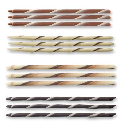 108 St. Schokoladen-Zigarillos, sortiert