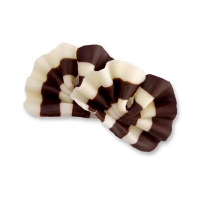 475 St. Fächer, dunkle & weiße Schokolade